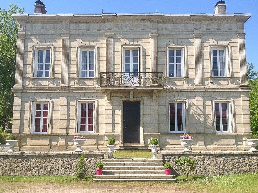 Wonderful Holiday 3 Bedroom Villa With Private Pool Arcachon Bay