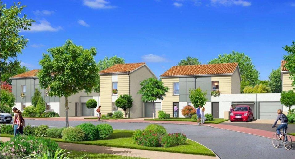 Beautiful Town House Of 3 Bedrooms With Garden And Garage For Sale