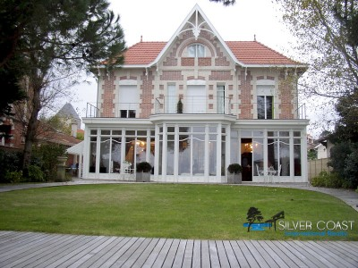 For sale prestige villa in arcachon with pontoon on to - Maison bassin d arcachon a vendre paris ...